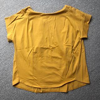 プラステ(PLST)のPLST トップス(カットソー(半袖/袖なし))