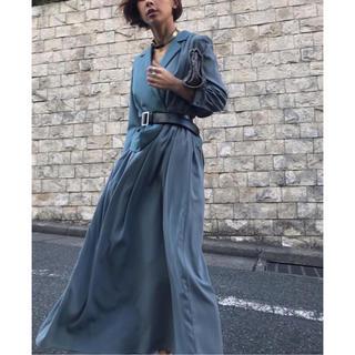 アメリヴィンテージ(Ameri VINTAGE)のAmeri vintage TRINITY JKT DRESS(ロングドレス)