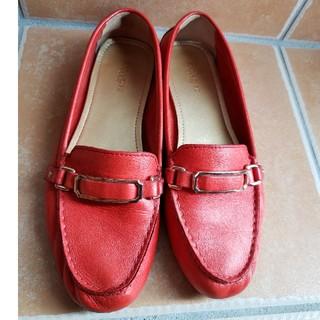 コーチ(COACH)のCOACH 革靴 ローファー(ローファー/革靴)