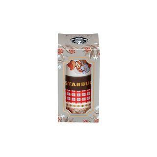 スターバックスコーヒー(Starbucks Coffee)の韓国スタバ★Autumn masking tape set 5ea(テープ/マスキングテープ)