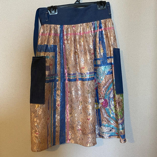 アッシュペーフランス(H.P.FRANCE)の専用*巻きスカート&パンプス(お食事エプロン)