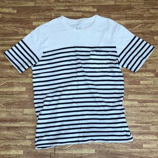 ムジルシリョウヒン(MUJI (無印良品))の無印良品 半袖Tシャツ(Tシャツ/カットソー(半袖/袖なし))