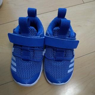 アディダス(adidas)の値下げ 新品未使用品 アディダス キッズシューズ 12cm(スニーカー)