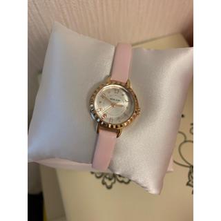 ミッシェルクラン(MICHEL KLEIN)のミッシェルクラン 腕時計 ピンク(腕時計)