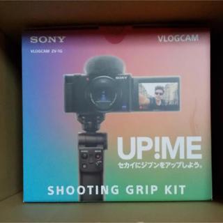 SONY - SONY ソニー ZV-1G VLOGCAM VLOG デジタルカメラ
