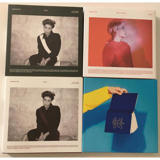 シャイニー(SHINee)のSHINee ジョンヒョン ソロアルバム 4枚セット(K-POP/アジア)