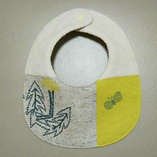 ミナペルホネン(mina perhonen)のすずき様専用です。4枚 ハンドメイド スタイ ミナペルホネン(スタイ/よだれかけ)