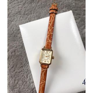 ヨンドシー(4℃)の4℃時計(腕時計)