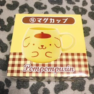 ポムポムプリン(ポムポムプリン)のポムポムプリン マグカップ(キャラクターグッズ)