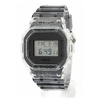 ジーショック(G-SHOCK)のG-SHOCK クリアースケルトン 未使用 正規品 レア ミラー加工(腕時計(デジタル))
