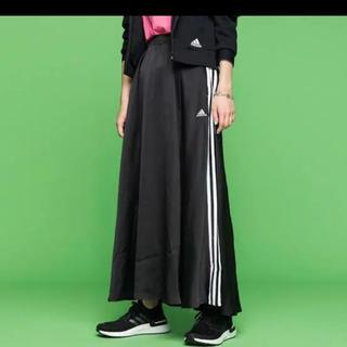 アディダス(adidas)のadidas マストハブロングスカート(ロングスカート)
