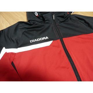 ディアドラ(DIADORA)のDIADORA ディアドラ テニスウェア ジャケット 大きめ (ウェア)