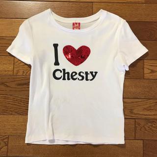 チェスティ(Chesty)のチェスティ Tシャツ 半袖(Tシャツ(半袖/袖なし))
