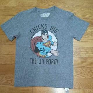 オールドネイビー(Old Navy)のオールドネイビーTシャツXXSスーパーマン レディースにも(Tシャツ/カットソー(半袖/袖なし))