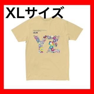 TAKASHI MURAKAMI FLOWER x ゆず YZ Tシャツ 村上隆(Tシャツ/カットソー(半袖/袖なし))