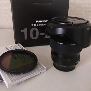 富士フイルム - FUJIFILM Xマウント用レンズ 10-24mm F4 R OIS WR