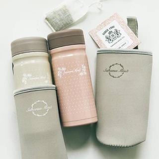 サマンサモスモス(SM2)のSM2 ノベルティ ミニボトル ピンク(タンブラー)