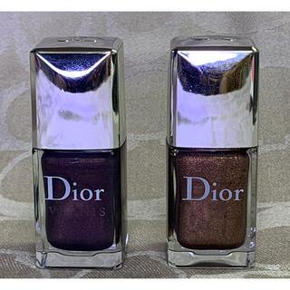 クリスチャンディオール(Christian Dior)のクリスチャンディオール ヴェルニ 708 & 703(マニキュア)