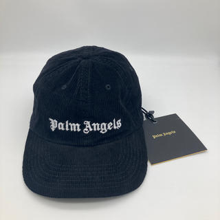 palm angels パームエンジェルス コーデュロイ 日本未発売 キャップ(キャップ)