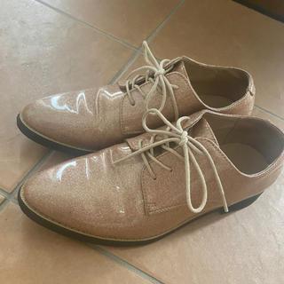 ジーナシス(JEANASIS)のジーナシス ウォータープルーフマニッシュシューズ(ローファー/革靴)