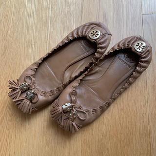 トリーバーチ(Tory Burch)のレディースローファー(ローファー/革靴)