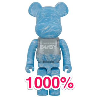 メディコムトイ(MEDICOM TOY)のMY FIRST BE@RBRICK WATER CREST 1000%(その他)