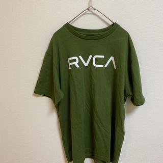 ルーカ(RVCA)のルーカ rvca Tシャツ 定番ロゴ(Tシャツ/カットソー(半袖/袖なし))