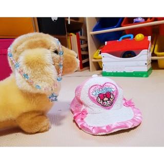 アースマジック(EARTHMAGIC)のアースマジック帽子とネックレスセット(帽子)