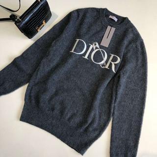 Dior - ディオール ロゴ クルーネックセーター