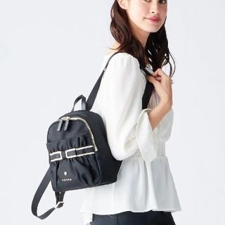 トッカ(TOCCA)の大変美品★TOCCA★リュック★黒★バッグ★鞄★ミニリュック(リュック/バックパック)