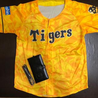 ハンシンタイガース(阪神タイガース)の阪神タイガース ウル虎の夏2020限定 オリジナルジャージ & カードケース(応援グッズ)