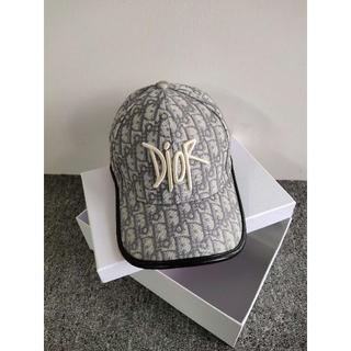 ディオール(Dior)のDIOR ロゴ キャップ(キャップ)