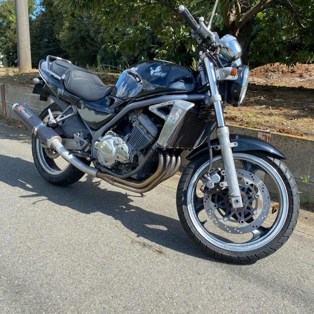 カワサキ(カワサキ)のバリオス 1型 規制前 自動車/バイクのバイク(車体)の商品写真