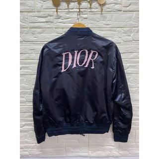 ディオール(Dior)の【Dior】'DIOR AND ALEX FOXTON' ボンバージャケット(テーラードジャケット)