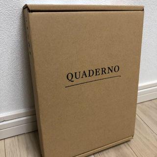 フジツウ(富士通)の富士通 QUADERNO A4 FMV-DPP03 新品未開封 クアデルノ(タブレット)