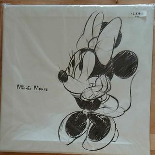 ディズニー(Disney)のartdeli ミニちゃんの絵(絵画/タペストリー)