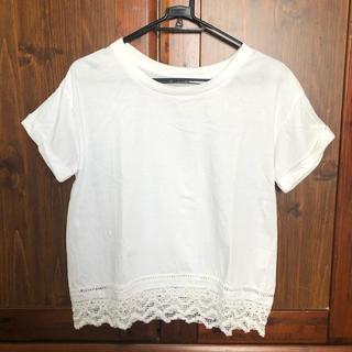 ミスティック(mystic)のmystic 白T(Tシャツ(半袖/袖なし))