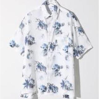 ステュディオス(STUDIOUS)のSTUDIOUSステュディオス オープンカラーシャツ(シャツ/ブラウス(半袖/袖なし))