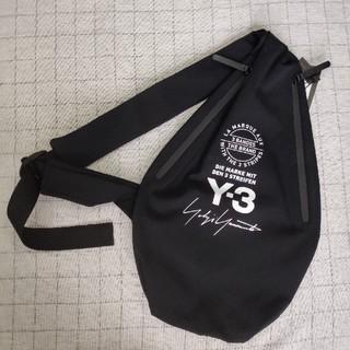 ワイスリー(Y-3)のy-3ヨージヤマモト ウエストバッグ 斜めがけバッグ(ショルダーバッグ)