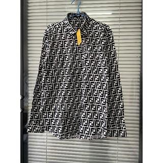 フェンディ(FENDI)のFENDIフェンディ シャツ ワイシャツ L(シャツ)