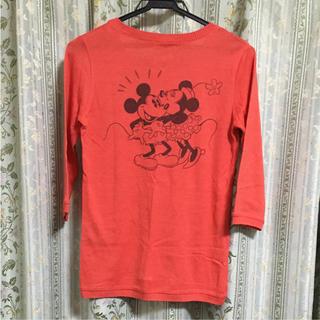 ディズニー(Disney)のディズニー☆トップス☆七分袖(カットソー(長袖/七分))