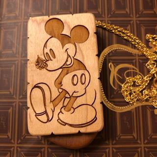 キューポット(Q-pot.)のq-pot  ミッキーマウス ストラップキーホルダー(チャーム)