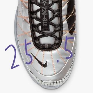 ナイキ(NIKE)のNIKEエアマックス720 MX720-818 メタリックシルバー 25.5(スニーカー)