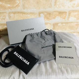 バレンシアガ(Balenciaga)の新品 balenciaga バレンシアガ 財布 ロゴ コインケース カードケース(コインケース/小銭入れ)