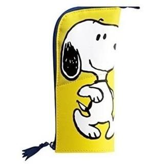 スヌーピー(SNOOPY)のスヌーピー ネオクリッツ ケース ペンケース 筆箱 立てれる 立つ スマート(ペンケース/筆箱)