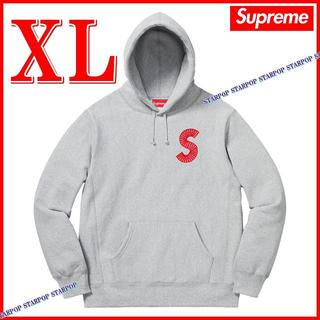 シュプリーム(Supreme)のSupreme S Logo Hooded Sweatshirt(パーカー)
