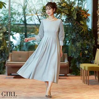ガール(GIRL)のワンピース ドレス(ロングドレス)