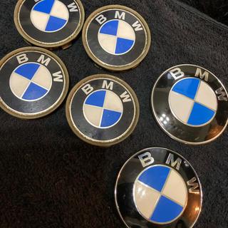 ビーエムダブリュー(BMW)のBMW エンブレム & ホイールセンターキャップ(その他)