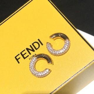 フェンディ(FENDI)の人気商品!Fendi フェンディ ピアス レディース(ピアス)