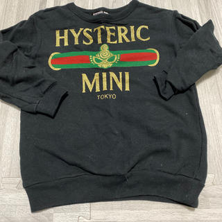 ヒステリックミニ(HYSTERIC MINI)のヒスミニ(Tシャツ/カットソー)